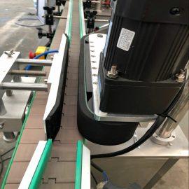 Automatisk for- og bagside dobbeltsidet mærkning maskindetaljer