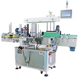 Automatic Round Bottle Side Adhesive Sticker Labeling Machine