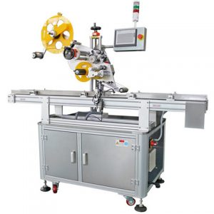 Pachage Top Plane Labeling Machine