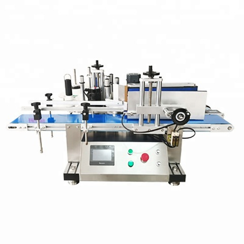 Semi automatic Pneumatic Surface Plane Flat Labeling...