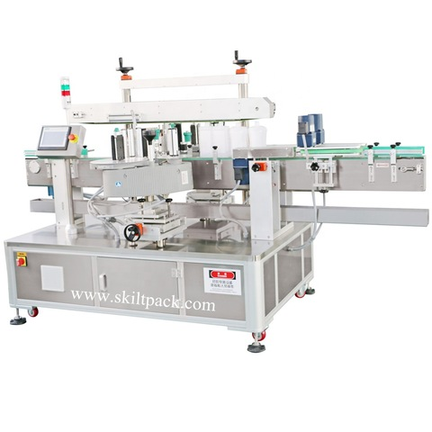 Ninette Auto - Ultra-compact semi-automatic labeling machine