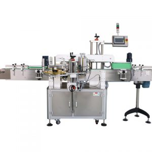 Three Sides Rotary Sticker Labeling Machine Manufacturer