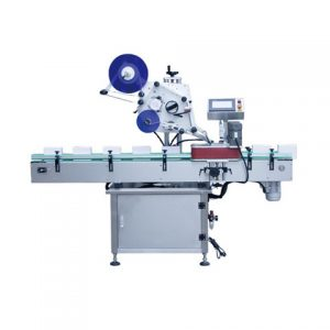 Fast Food Box Labeling Machine