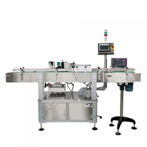 Adhesive Plane Labeling Machine