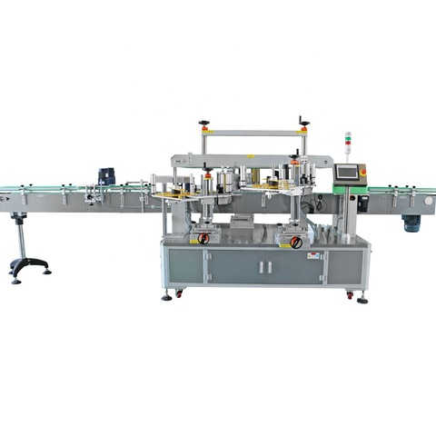 Manual Labelling machine Hand Labelling machine Plastic Bottle...
