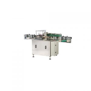Sticker Labeling Machine For Flat Bag