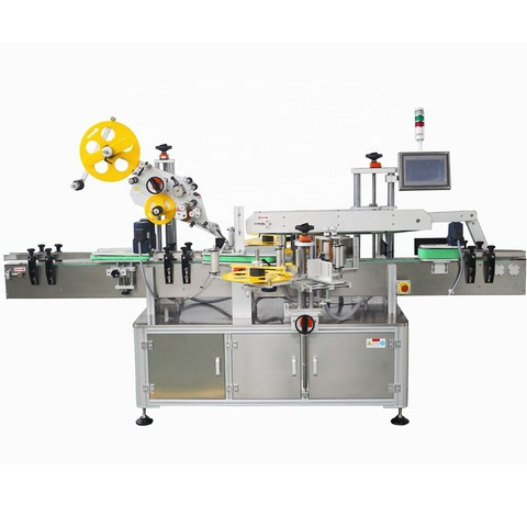 Automatic Self Adhesive Labeling Machine For Shampoo And ...