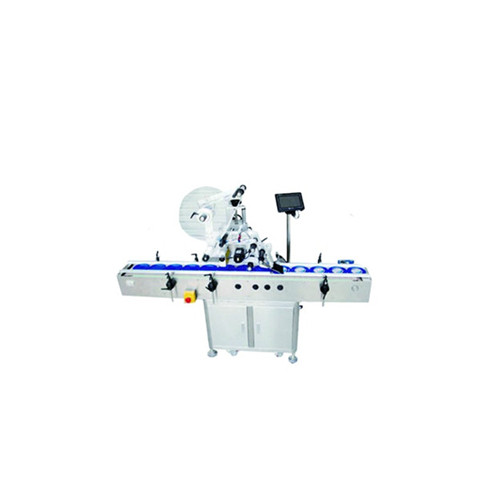 Automatic Double Sided Non-dry Sticker Label Applicator ...