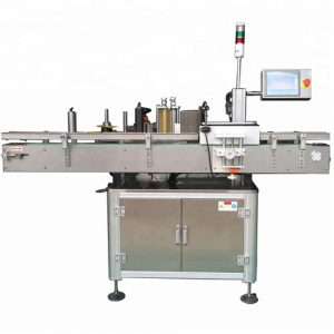 Oil Bottle Self Adhesive Labeling Machine