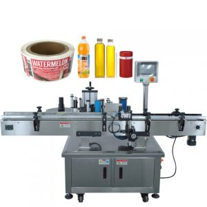 Wine Bottle Filling Capping Self Adhesive Labeling Machine
