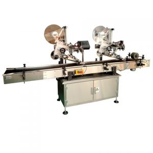 Cooking Oil Labeling Machine