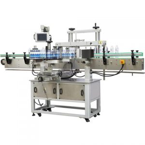 Cooking Oil Filling Capping And Labeling Machine