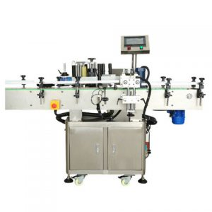 Top Box File Labelling Machine