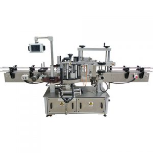 Automatic Square Pharmaceutical Pill Bottle Labeling Machine