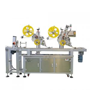 High Speed Automatic Rotary Adhesive Labeling Machine
