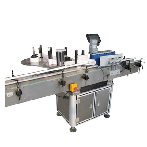 GLB-100 Semi Automatic Flat Box Surface Labeling Machine... - EC21