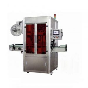 Sticker Round Bottle Fix Labeling Machine