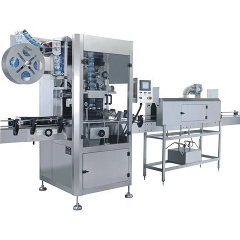 China Automatic Double Sided Labeling Machine for Shampoo ...
