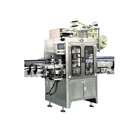 High Speed Automatic Label Applicator Machines - EAM, Inc.