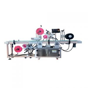 Vacuum Labeling Machine