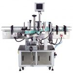 Round Bottle Double Sides Labeling Machine