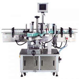 Automatic Metal Bottle Paste Labeling Machine