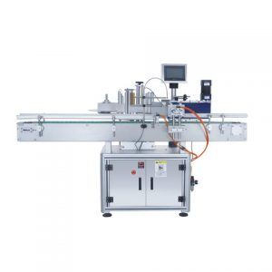Paper Cup Labeling Machine