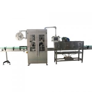 Hot Sale Full Automatic Round Bottle Labeling Machine