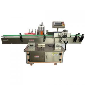 Auto Labeling Machine Bottle Label Printing Machine