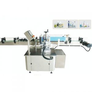 Coffee Bags Labeling Machine