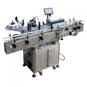 Automatic Electric Wire Top Labeling Machine