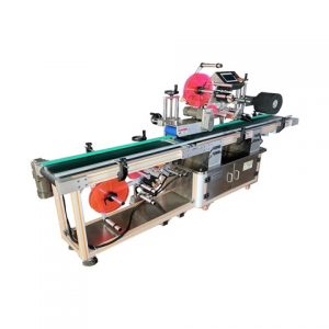 Plate Labeling Machine