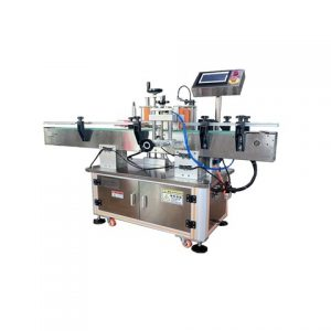 High Speed Dropper Bottles Labeling Machine In Stock