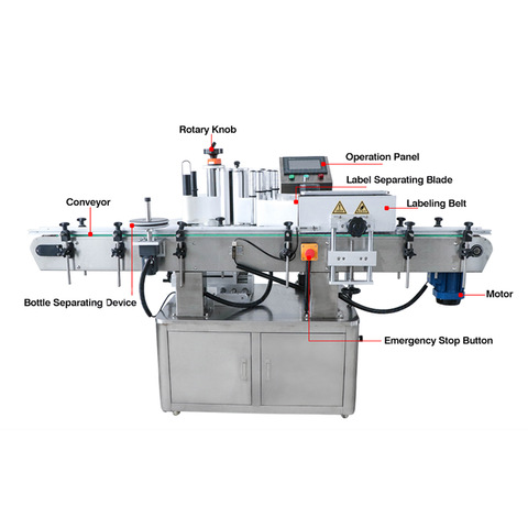 customize bottle labeling machine, customize bottle labeling...