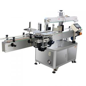 Removal Oil One Side Labeling Machine