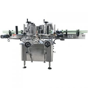 New Labeling Machine For Private Label Eyeshadow Palette