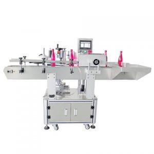 Sticker Labeling Machine Deli Container