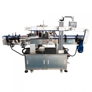 High Speed And Quality Plastic Can Labeling Machine