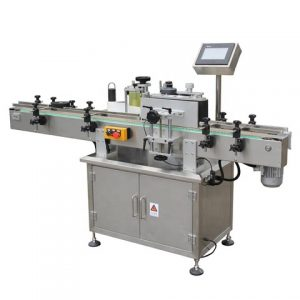 Holographic Self Adhesive Top And Side Labeling Machine