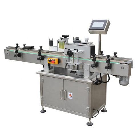 MT 50 Semi Automatic Round Bottle Labeling Machine Labeler...