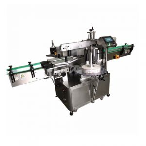 Pounch Labeling Machine