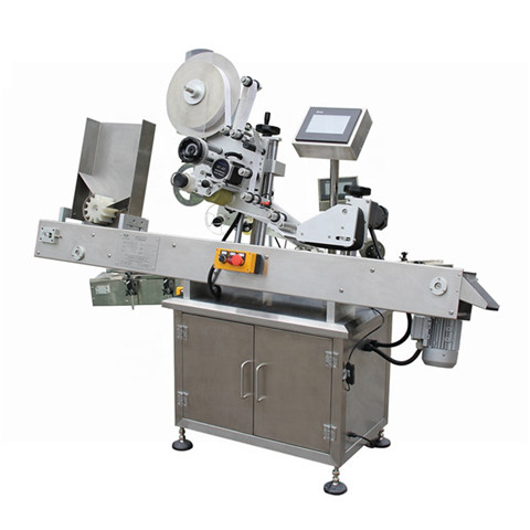 Prominent Sticker Labeling Machine Manufacturer - NK ...