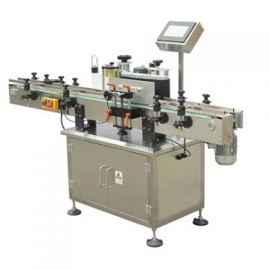Automatic Square Flat Bottle Labeling Machine