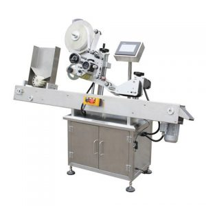 Full Square Bottle Two Sided Bottle Labeling Machine