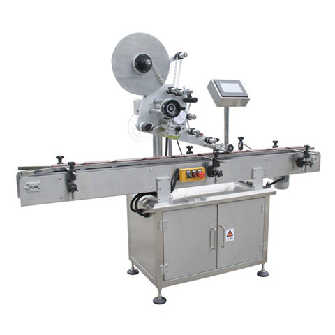 Horizontal Labeling Machine For Vials/syringes (labeling ...