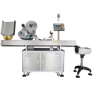 Garment Tag Labeling Machine