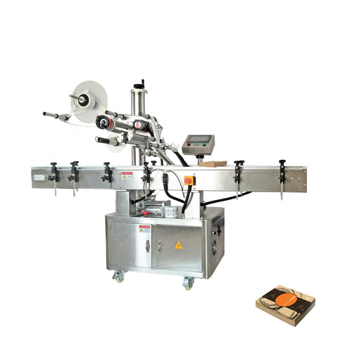 Sticker Labeling Machine - Horizontal Labeling Machine ...