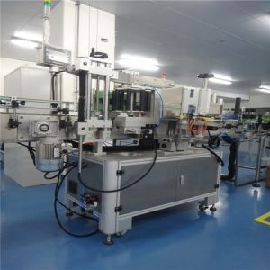 Auto One Label Three Sides Labeling Machine