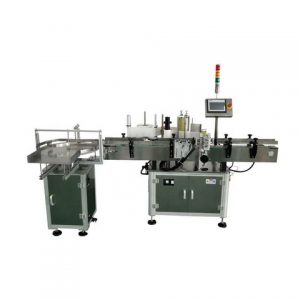 Labeling Machine For Ratafia Bottle
