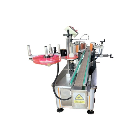 Rotary Bottle Labeling Machine - Bottle Labeling Machine